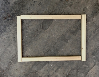 wood support for bottom